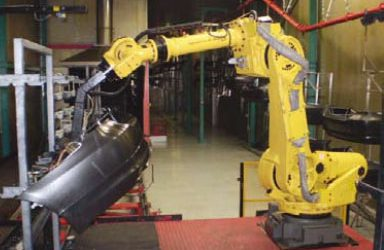 Pioneering robotic automation