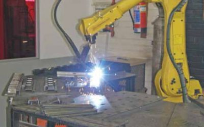 Robotic welding – the flexible jigging solution