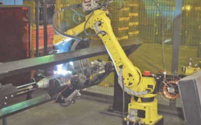 Welding automation – buggies, robots and turnkey installations