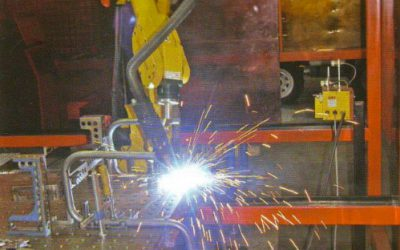 Welding robots – the flexible approach for batch production