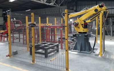 Palletizing robots – Simplify to increase production
