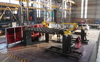 Hyperfill Robotic Welding